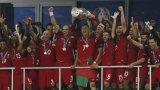 Bồ Đào Nha - Pháp 1-0: Eder đưa Bồ Đào Nha lên ngôi EURO