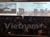 Khai mạc Hội nghị thượng đỉnh các thành phố thế giới lần thứ 7