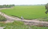 Bình Hòa Trung quyết tâm hoàn thành 2 công trình giao thông trọng điểm