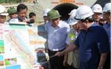 Phó Thủ tướng kiểm tra tiến độ đường cao tốc Đà Nẵng- Quảng Ngãi
