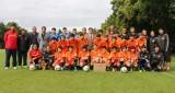 Đội tuyển bóng đá nữ Quốc gia Việt Nam tập huấn tại CH Séc