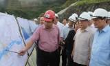 TBT Nguyễn Phú Trọng thăm Nhà máy thủy điện Lai Châu