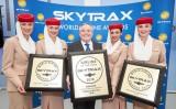 Hãng hàng không Emirates tiếp tục nhận giải thưởng Skytrax