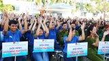 Long An: Hơn 8.000 chiến sĩ tham gia Chiến dịch thanh niên tình nguyện hè 2016