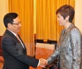 Khuyến khích doanh nghiệp Singapore tiếp tục đầu tư vào Việt Nam