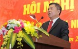 Ông Võ Kim Cự tái cử Chủ tịch Liên minh Hợp tác xã Việt Nam