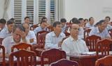 Đảng bộ Khối Các cơ quan tỉnh Long An: Phấn đấu thực hiện thắng lợi các chỉ tiêu, nhiệm vụ