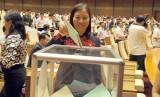 Công bố kết quả bầu các chức vụ quan trọng trong Quốc hội khóa XIV