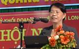 Đảng ủy khối Doanh nghiệp tỉnh Long An học tập quán triệt Nghị quyết Đại hội XII của Đảng