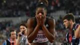 Harrison phá kỷ lục thế giới 100m vượt rào nữ