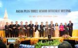Khai mạc SOM ASEAN+3 hướng tới Hội nghị Ngoại trưởng ASEAN+3