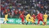U-16 VN đánh rơi chức vô địch ở phút bù giờ