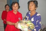 Hội Chữ thập đỏ huyện Cần Giuộc: Vận động 4,3 tỉ đồng cho các hoạt động từ thiện