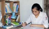 Nữ sinh nghèo Hà Tĩnh đạt 28,05 điểm thi khối A