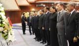 Đoàn đại biểu cấp cao Việt Nam dự lễ tang đồng chí Xaman Vinhaketh