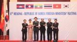 Hội nghị Bộ trưởng Ngoại giao Mekong-Hàn Quốc lần thứ 6