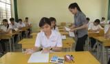 Long An: Kỳ thi THPT quốc gia có 660 bài thi bị điểm liệt