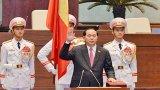 Chủ tịch nước tuyên thệ: Bảo vệ vững chắc độc lập chủ quyền