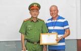 Long An: Khen thưởng thành tích xuất sắc trong công tác chữa cháy