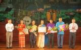 Bế mạc Liên hoan nghệ thuật độc đáo của 5 nước Đông Nam Á