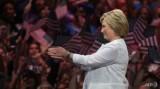 Bà Hillary chính thức trở thành nữ ứng cử viên Tổng thống