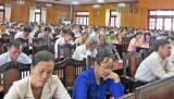 Long An: 900 đảng viên và quần chúng học tập, quán triệt Nghị quyết Đại hội XII của Đảng