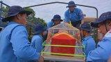 Long An: Đón 20 bộ hài cốt liệt sĩ quân tình nguyện Việt Nam về với đất mẹ