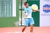Hoàng Nam thua 1-2 trước tay vợt hạng 439 thế giới