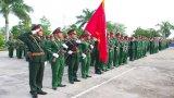 Long An: Tiễn 227 quân nhân hoàn thành nghĩa vụ quân sự