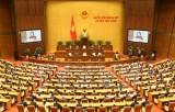 Bế mạc Kỳ họp thứ nhất, Quốc hội khóa XIV sau 8 ngày làm việc