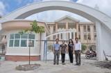 Kiến Tường: Xây dựng mới Trường Tiểu học Nguyễn Thái Bình