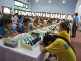 VĐV cờ vua ngất xỉu ở Hội khỏe Phù Đổng vì nhà thi đấu quá nóng!