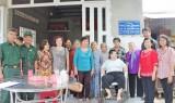 Đức Hòa: Trao nhà tình thương cho nạn nhân chất độc da cam