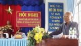 Long An: Đại biểu Quốc hội tiếp xúc cử tri Cần Giuộc và thị xã Kiến Tường