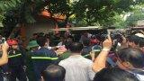 Sập nhà trong phố cổ Hà Nội, 2 nạn nhân đã tử vong