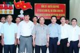 Thủ tướng Nguyễn Xuân Phúc thăm và làm việc tại Thái Bình