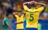 U23 Brazil tiếp tục gây thất vọng, đối mặt nguy cơ bị loại