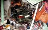Lexus lao vào nhà dân giữa đêm, 1 người chết, 5 người bị thương