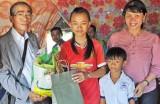 Ươm mầm ước mơ cho trẻ em nghèo hiếu học