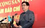 Ông Cao Đức Phát làm Phó Trưởng ban thường trực Ban Kinh tế Trung ương