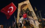 Thổ Nhĩ Kỳ bắt giữ 16.000 người sau vụ đảo chính