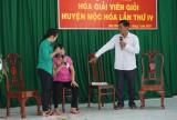 45 thí sinh tham gia Hội thi Hòa giải viên giỏi cấp tỉnh