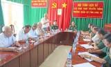 Ngày 26/12 được xác định là ngày truyền thống Trường Quân sự tỉnh Long An