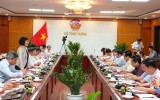 Ban Nội chính kiểm tra công tác phòng chống tham nhũng tại 4 Bộ