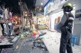 Thái Lan: Đánh bom kép ở khu nghỉ dưỡng, 11 người thương vong