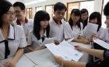 Tăng số thí sinh điểm cao đăng ký xét tuyển đại học, cao đẳng