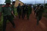 Gần chục CSCĐ bị thương khi bắt khẩn cấp 5 nghi phạm