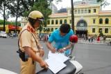 """Từ 16/8: Cảnh sát giao thông lập chốt gần các nhà hàng, xử lý """"ma men"""""""
