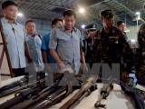 Tổng thống Philippines tuyên bố tăng ngân sách để chống tội phạm