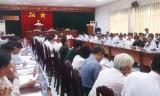Ban Chỉ đạo Tây Nam bộ khảo sát tình hình các địa phương có chung đường biên giới với Campuchia